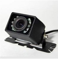 Wholesale CMOS CCD Reverse Backup Car Rear View Camera Hidden camera digital camera wireless Tracker Free Ship