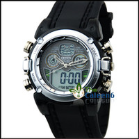 Wholesale Latest Cheap Price Sport Watch Dive Watches PVC Watch Band