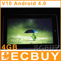 Wholesale V10 Vimicro GB GB GB flytouch tablet pc
