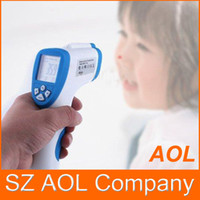 Wholesale Measuring body temperature Infrared Digital Thermometer Gun with Laser Sight Non Contact