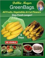 Wholesale Debbie Meyer Green Bags keep Fruit greens fresh