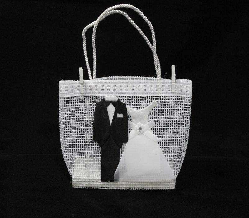 Bags Wedding Favor Bag Gift Bag Packing Bag Bride And Groom Favor Bags ...