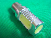 Wholesale 1157 BA15D W High Power Super Bright Auto LED Turn Tail Brake Rear Light Bulb Lamp DC v White