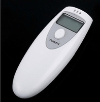 Wholesale Digital Alcohol Breathalyzer Breath Tester Analyzer for Drinker