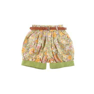 Baby Girl Dress Short Pants Shivering Design With Waistband Summer ...