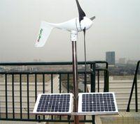 Wholesale 400W Wind Turbine Generator V V Auto Distinguish Build in MPPT Controller CE ROHS Certified