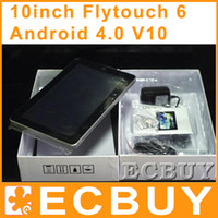 Wholesale Wopad V10 Superpad flytouch GB Android tablet pc G G G