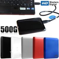 desktop hard drive - Portable GB quot USB Super Speed Mobile Hard Disk Drive HDD for Laptop Desktop