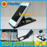 Wholesale mobile phone stand iTouch holder for G phone case support base cell phone supporter bracket