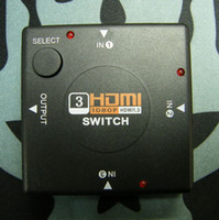 Wholesale Mini Splitter Port P Video HDMI Switch Switcher Splitter Box For HDTV