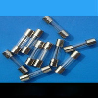Wholesale V A Quick Blow Glass Tube Fuses x mm