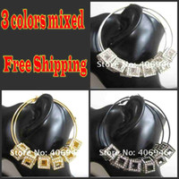 Wholesale Basketball wives earrings Rhinestone beads Spacer beads mm hoop earrings