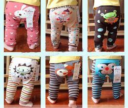 Wholesale Free Shiping Popular Baby Pants colors Baby Girls Boys Leggings Busha PP Pants Wear Children s Leggings amp Tights