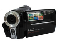 Wholesale 2012 NEW MP X HD P Digital Video Camcorder camera DV B11 lithium BATTERY