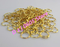 Wholesale Hot Sale Gold color Hoops Jewelry Accessories Samll Stuff Link DZ