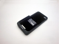 Wholesale i power mAh Rechargeable external battery case for iphone4 for iphone s