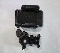 Wholesale Bike Bicycle Holder for phone PDS GPS MP4 Player universal use no retail box DHL FREE UP