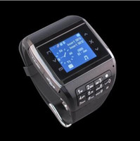 Wholesale Mini Numeric Key Pad Touch Q8 Cell Phone Watch Mobile MP3 MP4 uadband Dual Sim Cards multilingual