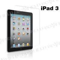 Wholesale LCD Screen Protector Protective Cleaning Cloth For New iPad2 iPad3 iPad New iPad