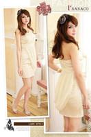 One Shoulder bare vest - One Shoulder Bare Back Dress Chiffon Dress Sleeveness Vest Dress Prom Dress Party Dress