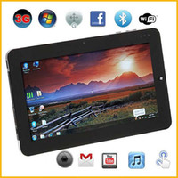 Wholesale Windows Winpad Tablet PC quot Capacitive N455 N570 SSD Phone Call G Bluetooth HDMI G GB