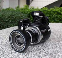 Wholesale 2 inch LTPS TFT LCD MP X Digital Zoom support SD MMC Digital Camera DC T DC510T