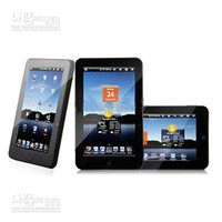 Wholesale On Sales Best inch Android Epad Two point Tablet PC Flash WIFI G sener