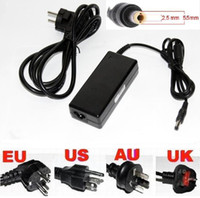Wholesale 60W Power Adapter Supply DC V A AC100 V for LCD LED Strips cable AU US EU UK Plug Optional