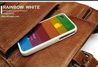 Cheap Rainbow Hard plastic Back Case cover for Lims Lim's for phone white case flexible TPU bumper