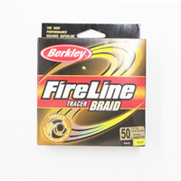 Wholesale New Arrival Berkley Fireline Tracer Braid line yd lb lb lb lb lb lb