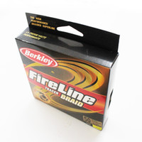 Wholesale 10pcs Berkley Fireline Tracer Braid Fishing Line yd lb lb lb lb lb lb