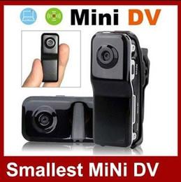 Mini DV DVR Sports Video Camera Spy Cam MD80 720x480 Helmet Camera Action Camcorder 5pcs via CPA
