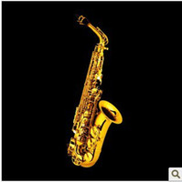 Wholesale Alto saxophone musical instruments E flat