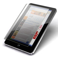 For Apple apple ipad tablet size - 1000pcs Clear screen protector for size quot tablet pc screen protector for epad quot
