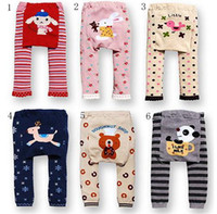 Wholesale Busha Japan Baby Leggings toddler pants trouser Tights pant pant CUTE FACTORY SALE GY1