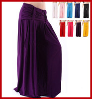 belly dance costume tribal - tribal Yoga Belly Dance Pants Bottom Costume Trousers Extra Big Size Trousers H20