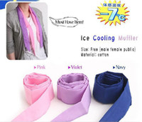 Wholesale 100 a Competitive price Speed to Cool Towel Ice Cooling Scarf Ice Ties Neck can mix belief14