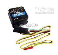 gyro head lock - Futaba GY401 Head Lock AVCS Gyro for Align trex KDS Copterx rc Helicopter