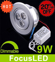 Wholesale Really W LM Dimmable Led Ceiling Down Lights Angle Warm White110V V Led Bulb Lamp