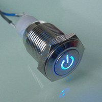 Cheap Push Button Switches button switch Best Switches  blue led