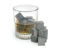 Wholesale New arrival sets rocks stones beer stone ice stone bar accessaries
