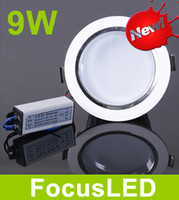 Wholesale Very Bright W Led Downlights Lamp Warm White Angle LM High Power Led Ceiling Light V