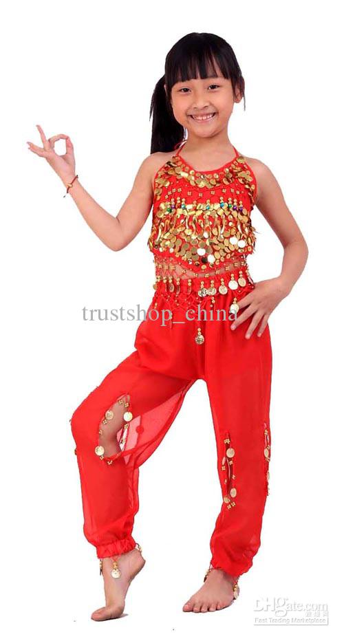 Belly Dancer Halloween Costume For Kids Kid Girl Belly Dance Costumes