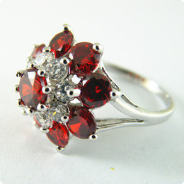 Fine STUNNING NATURAL 6.0CT RUBY 14KT GOLD GEMSTONE RING -RW022