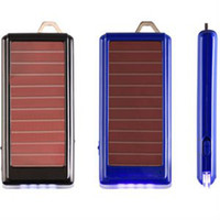 Wholesale CHpost Emergency Handy Battery Solar Power Charger Travelling Portable Solar Charger TY