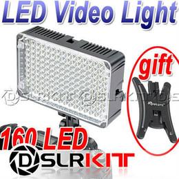Wholesale Aputure AL LED VIDEO Light for Canon Nikon Pentax Olympus Panasonic