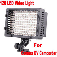 Wholesale CN LED Video Light Camera DV Camcorder Lighting Tools For Canon Nikon etc