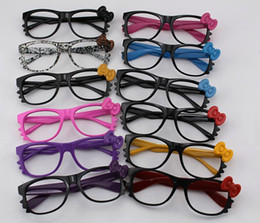 Wholesale High fashion glasses frame eyeglass frames more than colors By EMS