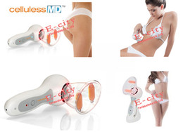 Wholesale CELLULESS Vacuum Therapy Anti Cellulite Body Massager Slimmer and Healthier With Retail Box