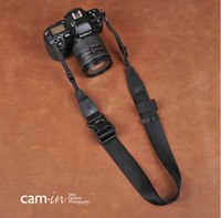 Wholesale Cam in NINJA Camera Strap Belt Neck Shoulder Strap Idea Fashion Photography black A1